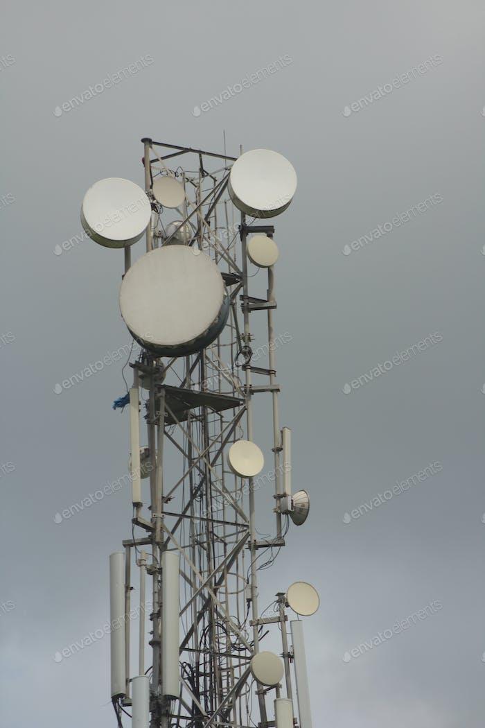 Telekommunikationsturm