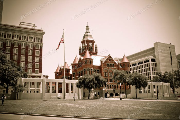 Dallas Courthouse