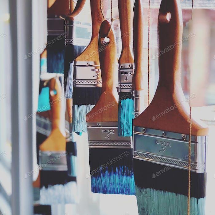 Paintbrush windows