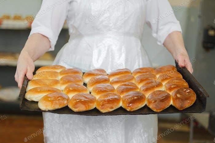 Bake on a baking sheet
