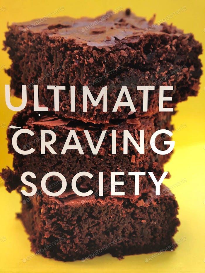 Ultimative Verlangen Gesellschaft