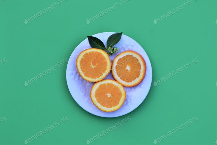 Oranges are a great snack with many health benefits