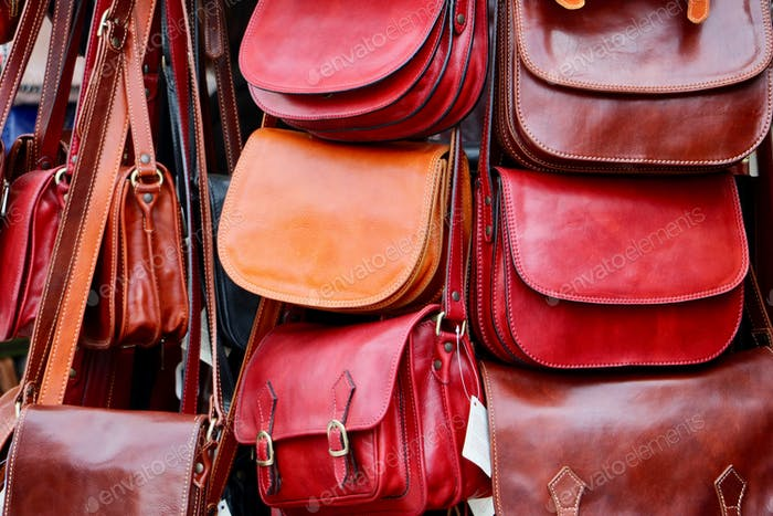 Leder-Taschen