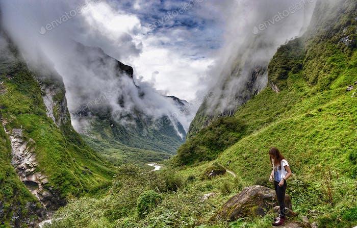 Wandern In Annapurna Region
