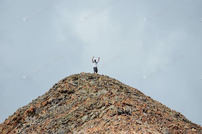 Wandern in Telluride - über 13k Fuß Höhe