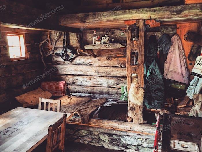 alpine lodge comfort