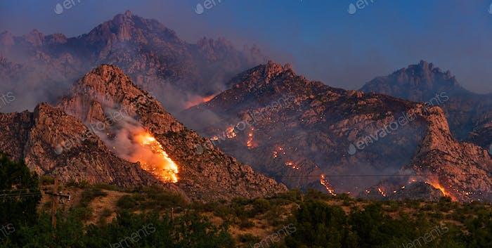 Fuego de Bighorn, Arizona
