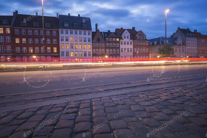 Dänemark leichte Streifen