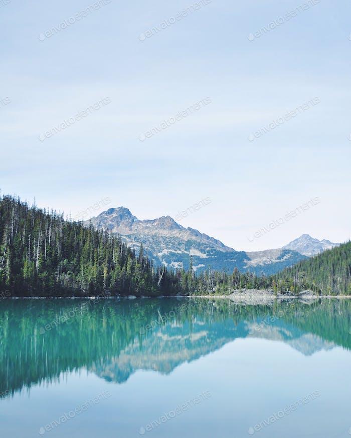 Joffre Lakes, Pemberton, BC