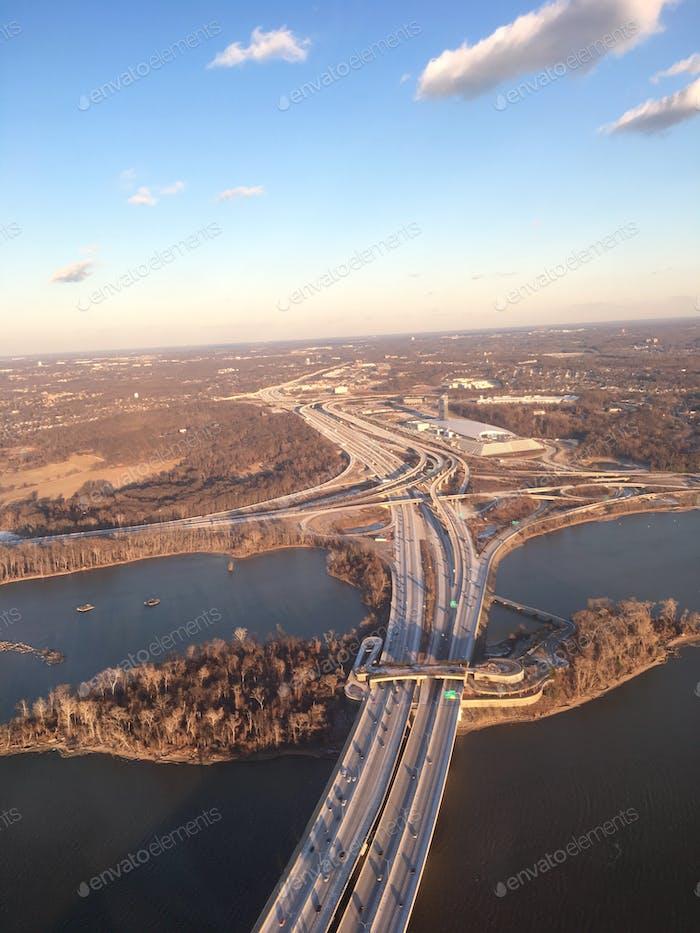 Virginia freeway system