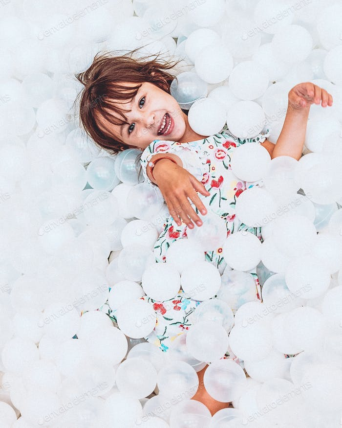 The beauty of innocence.