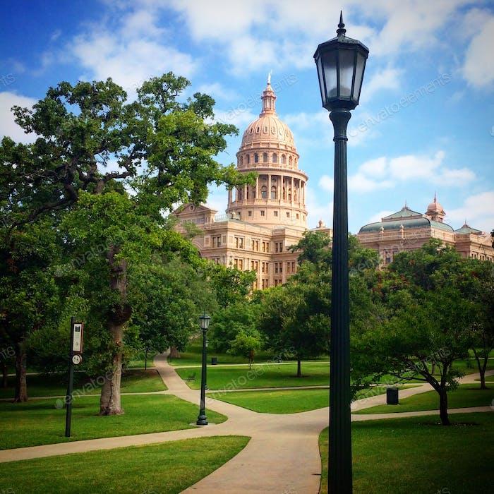 Texas State Capitol. Austin Texas