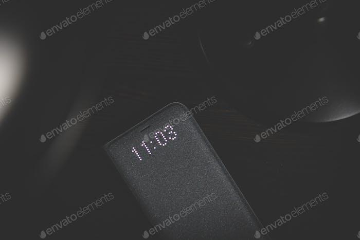 LED phone case
