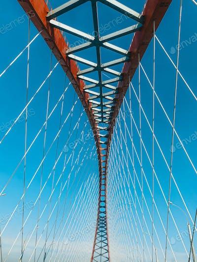 Symmetry of the bridge