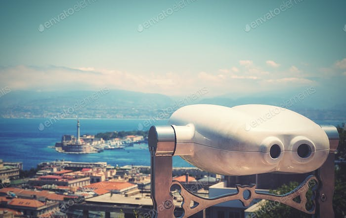 A binoculars