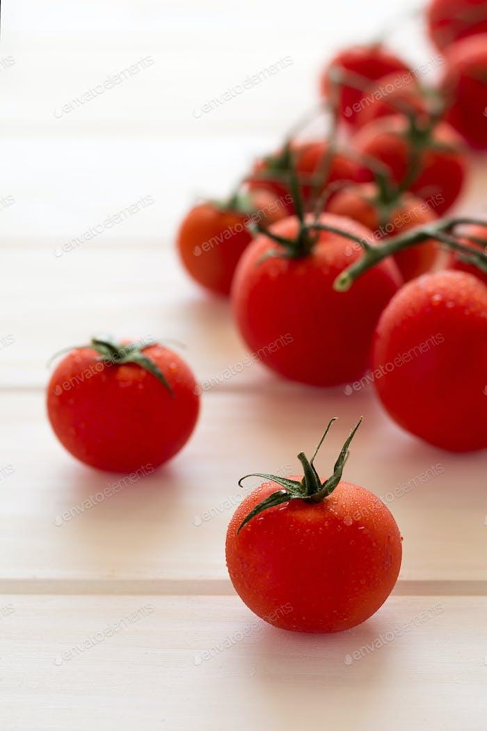 Freshness tomatoes