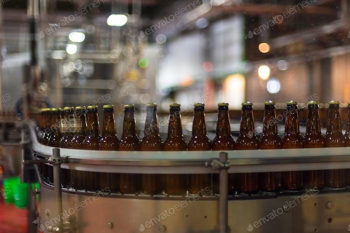 Beer bottling assembly - craft beer, manufacturing, bottling, brewery 💲