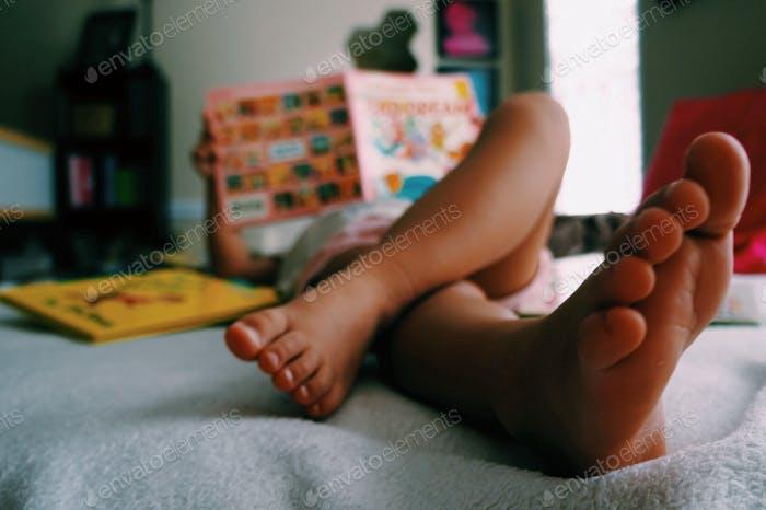 Relaxando 📚