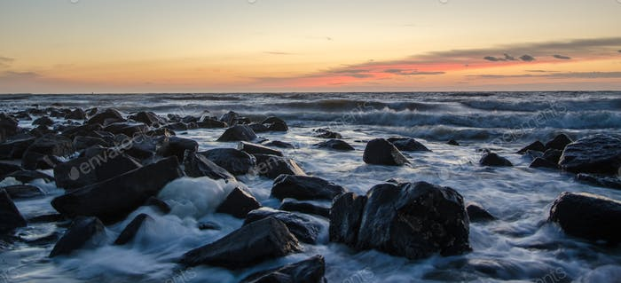 The Wonderful North Sea.