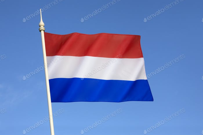 Flag of Holland - Netherlands
