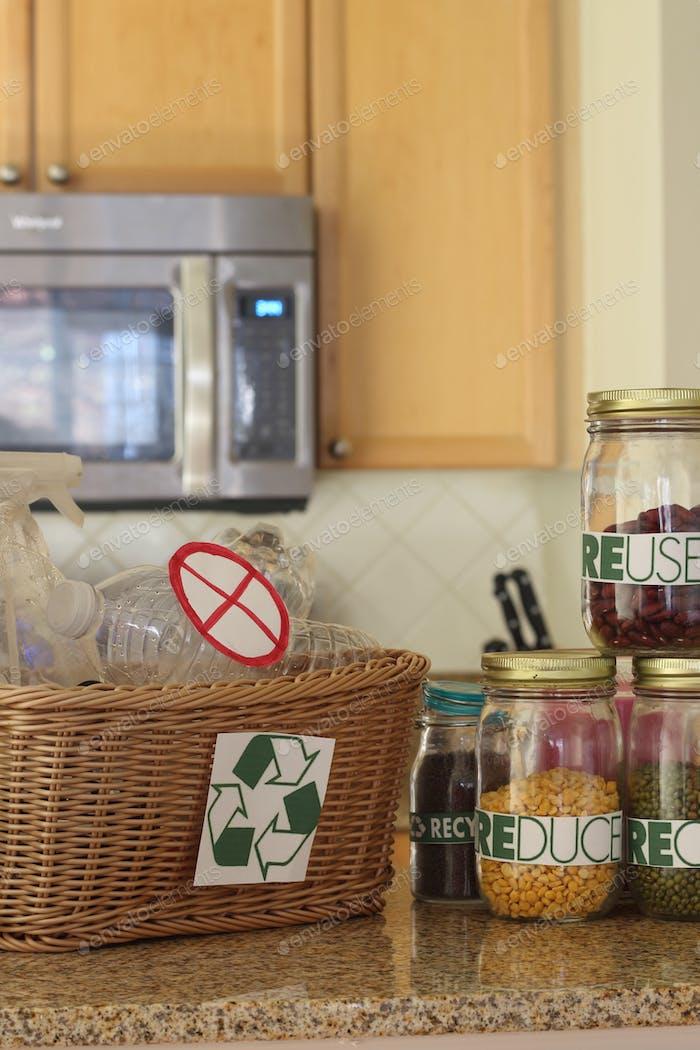 Reusability recycling