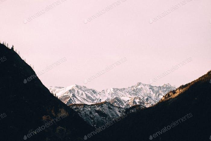 Siberian mountain