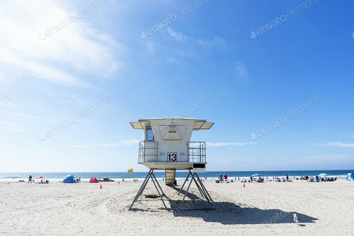 Tower 13 at Mission Beach San Diego