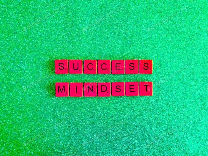 мышление успеха