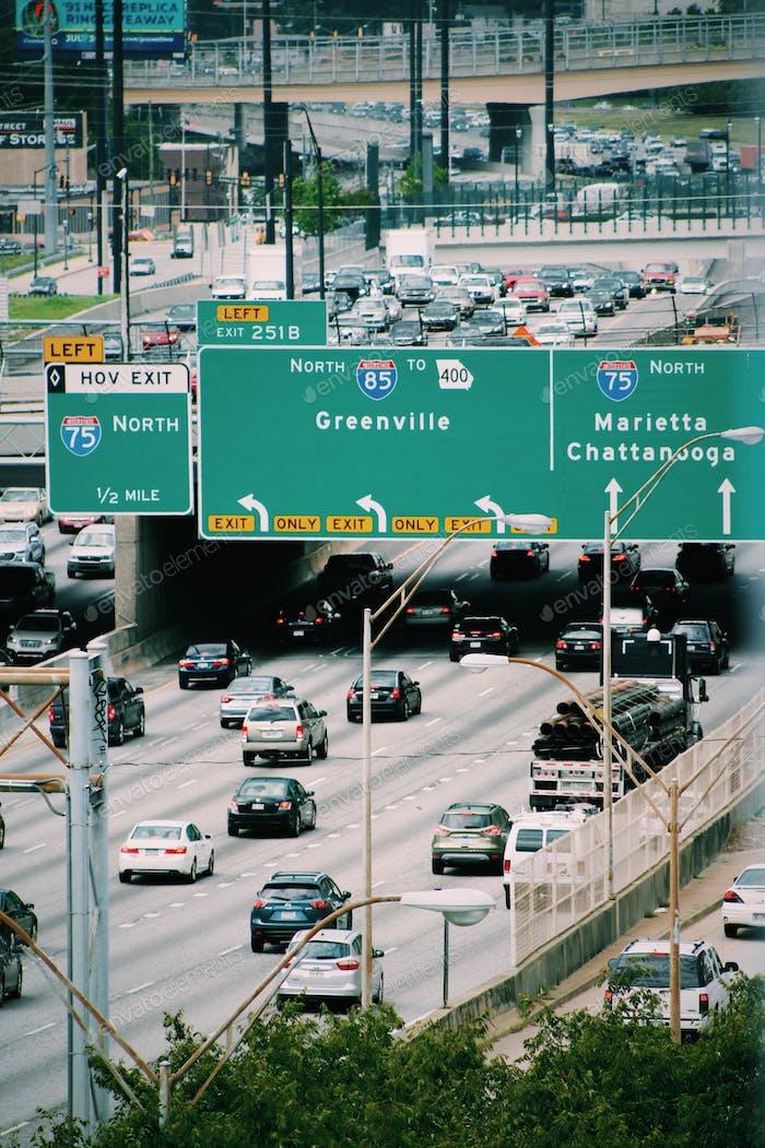 Atlanta interstate