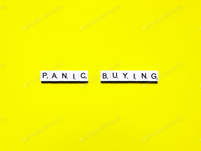 паническая покупка