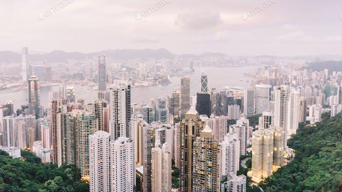 Buildings at Hong Kong, Landmark