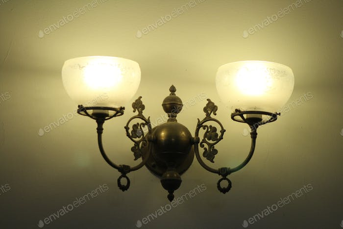 Electrical electric lamps