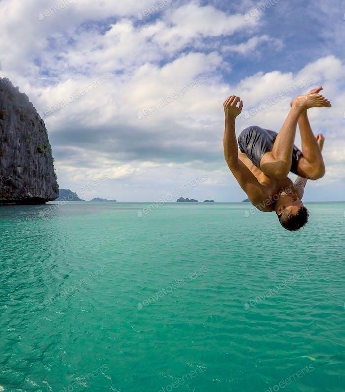 Flipping in Thailand