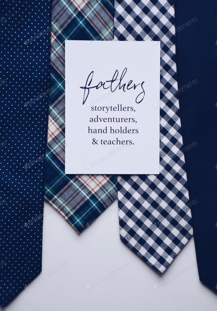 Fathers, storytellers, adventurers, hand holders & teachers. Happy Fathers Day
