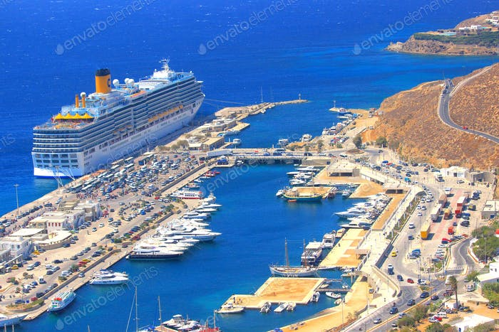 Scenic view•Mykonos, Greece