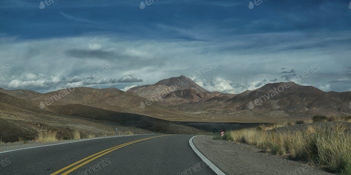 Straße von Argentinien