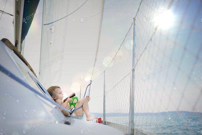 Sailing Baby