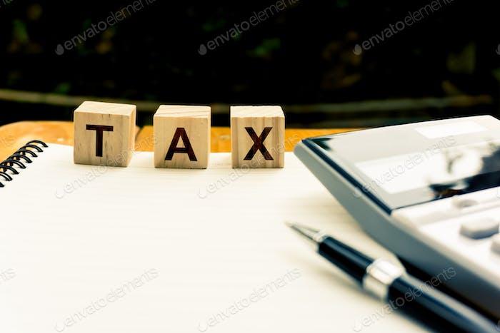 Tributación y concepto fiscal Anual