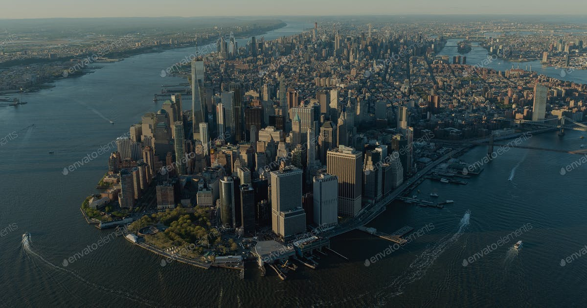 Helicopter Over Nyc Photo By Twenty20photos On Envato Elements