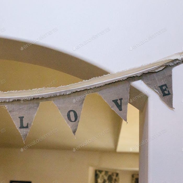 Banner der Liebe