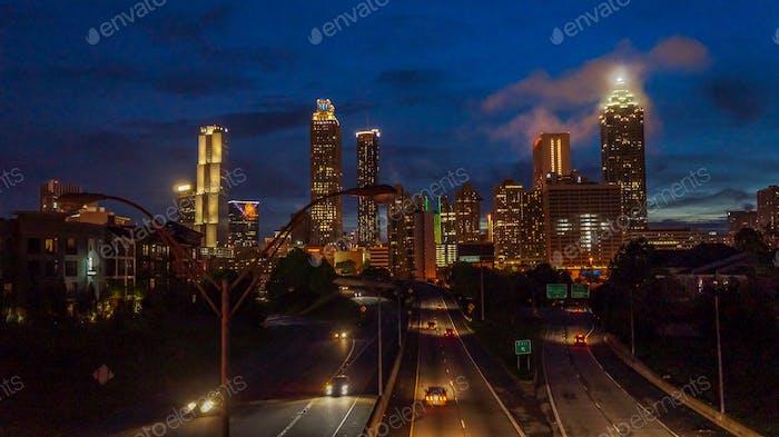 Atlanta Georgia , Jackson street