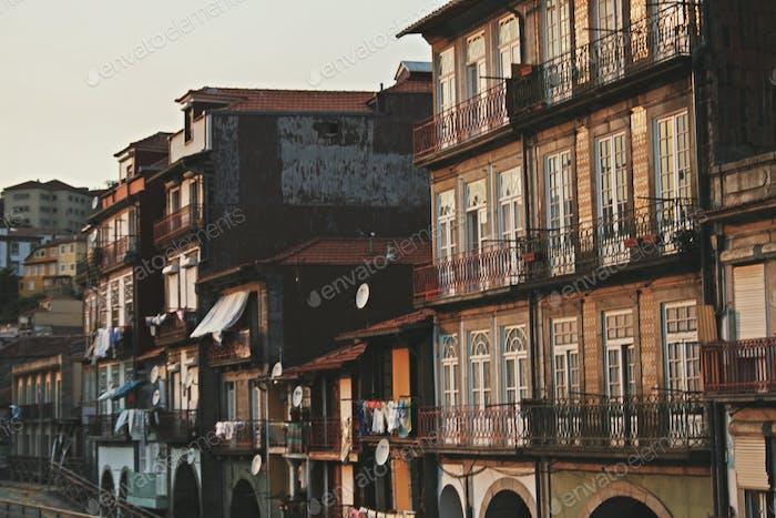 Architecture in Porto (Portugal)