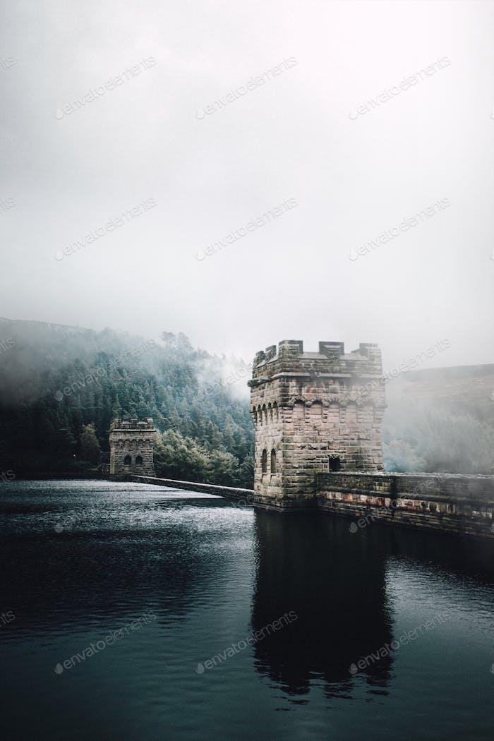 Staudammauer