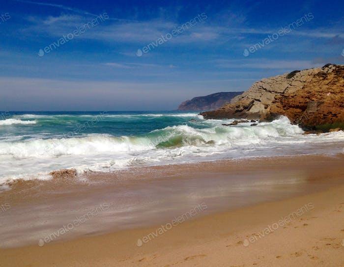 Praia de Guincho Portugal