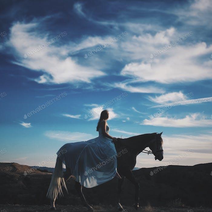 Fairytale Horseback Ride