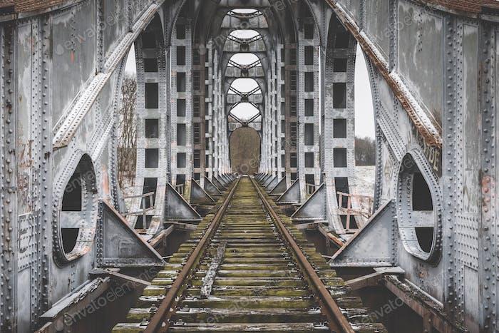 Lost bridges.
