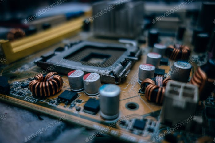 Physical Computer Components
