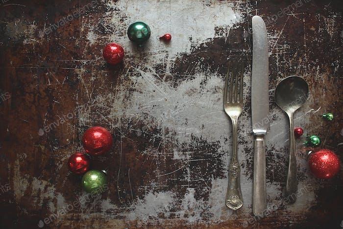 Gourmet Christmas dinner