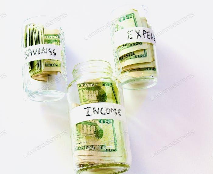 Gestión de los gastos diarios y las finanzas