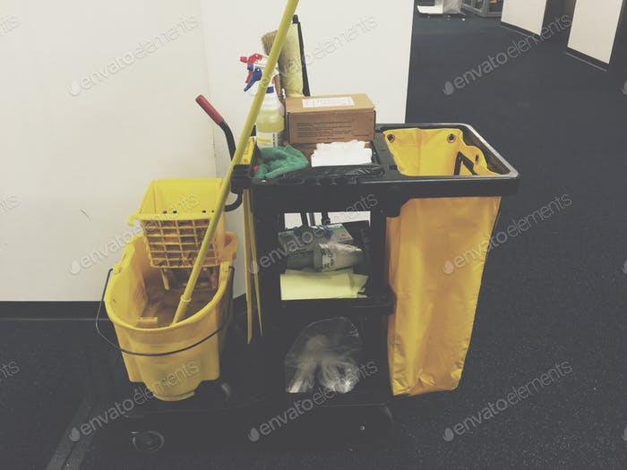 Commercial cleaning and sanitation